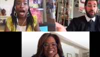 Watch Oprah, Malala, and Jon Stewart's beautiful advice to the class of 2020 in SGN graduation special