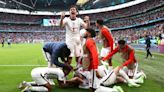 England beat Germany as Raheem Sterling and Harry Kane score to reach Euro 2020 quarters