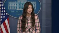 Singer Olivia Rodrigo encourages vaccines during visit to the White House