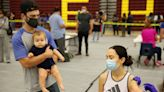 Over 400 get COVID vaccine, $100 gift cards at Las Vegas clinic