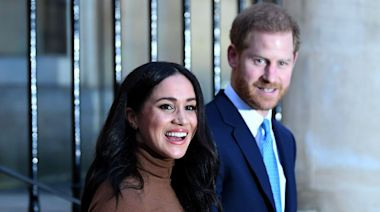 Meghan and Harry Are Super Excited to Decorate Their New Home This Christmas Holiday