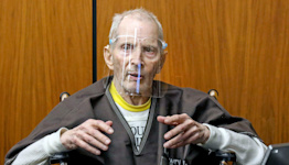 Robert Durst charged in 1982 disappearance of his wife, days after life sentence for murder of best friend