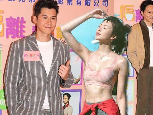 曾志偉出席首映迴避傳媒 陳家樂向連詩雅派定心丸   蘋果日報