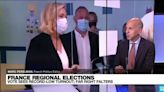 Setbacks for Le Pen, Macron parties in French regional vote