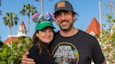 Shailene Woodley and Aaron Rodgers visited Disney World, and their to-do list included kissing at Magic Kingdom and eating Epcot snacks