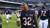 Studs and Duds from Bears' Week 10 win over Lions