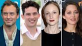 Kate Winslet Joined By Marion Cotillard, Jude Law, Andrea Riseborough & Josh O'Connor For Film On Model-...