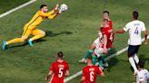 France keeper remembers goal that gave Portugal Euro 2016