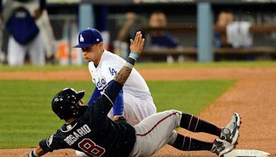 MLB/勇士羅沙里歐好糗!國聯季後賽第一位被「抓盜」