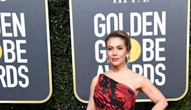 Alyssa Milano Photos Photos: 76th Annual Golden Globe Awards - Arrivals