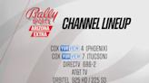 Bally Sports Arizona Extra Channel Lineup