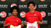 Jalen Johnson and Sharife Cooper Are Ready To Make Plays | Atlanta Hawks