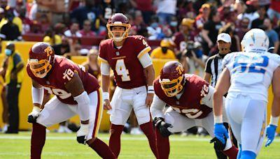 New York Giants at Washington Football Team: Time, TV, odds, streaming info for Thursday night NFL game