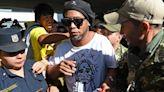 Brazil icon Ronaldinho battling coronavirus just weeks after prison release