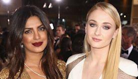 Sophie Turner and Priyanka Chopra Share Sweet Reactions to Jonas Brothers' 2020 Grammy Nomination