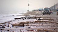 Tropical Storm Beta bears down on Texas coast