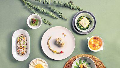 酒店創意素食宴 提早預訂享8折優惠 - 晴報 - 生活副刊 - 飲食