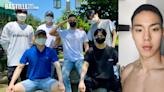 Monsta X隊長Shownu入伍 隊友出動送行留膠鞋道別   心韓