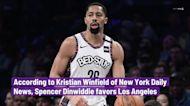 Report: Los Angeles is Spencer Dinwiddie's preferred destination