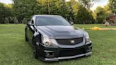 This Manual Cadillac CTS-V Wagon Is the Enthusiast's Dream