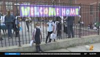 Students Back In Classrooms For 1st Day Of School In New York City