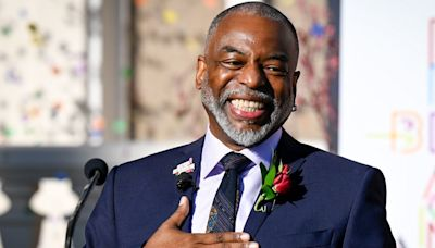 If It Weren't For LeVar Burton, I Wouldn't Have My Ph.D.