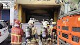 台南永康傳火警 75歲早餐店主燒成焦屍