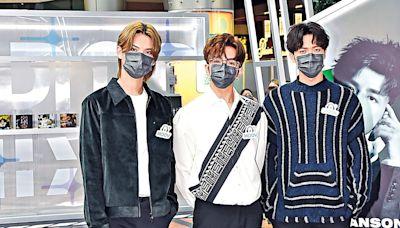 新歌MV破150萬點擊 盧瀚霆感謝星級嘉賓助陣 | 娛樂情報