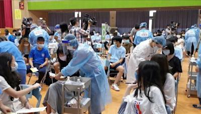 別只以成人免疫做目標 邱政洵:加速布局兒童新冠疫苗