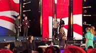 Britain's Got Talent judges arrive in Manchester