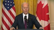 Biden: 'Canada and the U.S. are going to work in lock step'