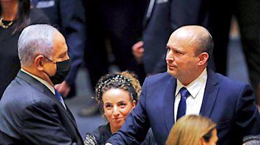 以色列變天 內塔尼亞胡「拒讓位」