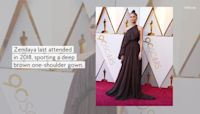 Zendaya Wowed in a Midriff-Baring Gown and $6 Million in Jewelry At the Oscars