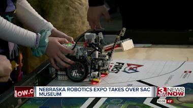 NE Robotics Expo Takes Over SAC Museum