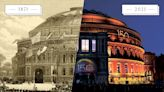 150 years of the Royal Albert Hall: the most iconic moments through the decades