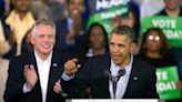 Barack Obama stumps for Terry McAuliffe as tight Va. governor's race worries Democrats