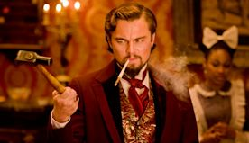 Leonardo DiCaprio says 'Django Unchained' made him ask 'Are we going too far?'