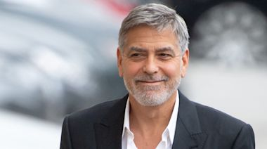 George Clooney reveals why he's not allowed to cut his daughter's hair