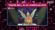 Katy Perry Dresses as Tinker Bell and Bleaches Her Eyebrows for American Idol's Disney Night