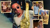 Salt Bae customers are 24-carat idiots who pay £1.5k for steak with gold leaf