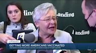 'Start blaming the unvaccinated folks' for rising cases, they're 'letting us down,' Alabama governor says
