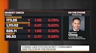 Asia REIT, Consumer, Telecom Stocks Favored: JPMorgan PB