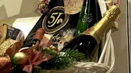 Spanish firms swap parties for gift boxes