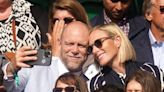 Royal Parents Zara and Mike Tindall Have a Day Date at Wimbledon — Complete with Pimm's Cups!