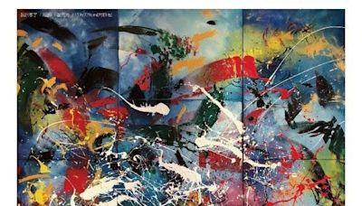 台塑第3代楊元寧個展 「回到家」最真實的自我 - 自由財經
