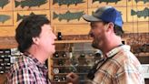 Tucker Carlson confronted at Montana fishing shop, called the 'worst human being'