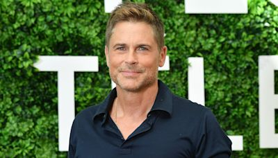Rob Lowe Celebrates 31 Years of Sobriety, Thanks Family for 'Putting Up with Me'
