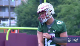 Florida State continues to work, Purdy to back-up Milton if Travis can't play
