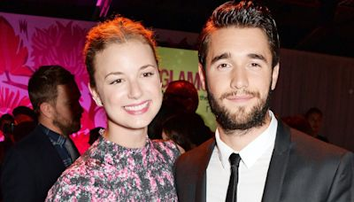 Emily VanCamp and Josh Bowman Celebrate 8-Year Anniversary as a Couple: 'We Are So Lucky'