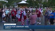 'Lights for Lebanon' vigil held in Birmingham